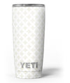 The_Tan_and_White_Overlapping_Circle_Pattern_-_Yeti_Rambler_Skin_Kit_-_20oz_-_V3.jpg