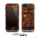 The Tattoed WoodGrain Skin for the Apple iPhone 5c LifeProof Case