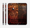 The Tattooed WoodGrain Skin for the Apple iPhone 6