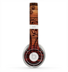 The Tattooed WoodGrain Skin for the Beats by Dre Solo 2 Headphones