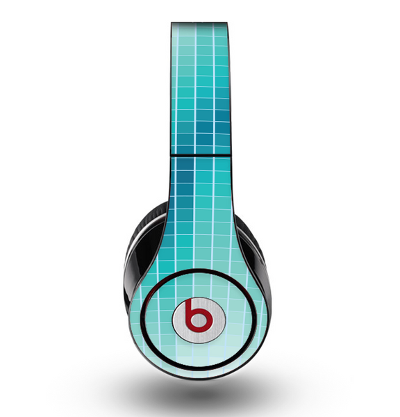The Teal Fuzzy Wuzzy Skin for the Original Beats by Dre ...