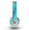 The Teal Disco Ball Skin for the Original Beats by Dre Wireless Headphones