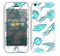 The Green Turf Football Field Skin for the Apple iPhone 5c