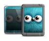 The Teal Fuzzy Wuzzy Apple iPad Air LifeProof Fre Case Skin Set