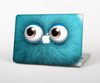 The Teal Fuzzy Wuzzy Skin Set for the Apple MacBook Air 13""