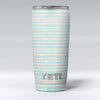The_Teal_and_Coral_Striped_Patttern_-_Yeti_Rambler_Skin_Kit_-_20oz_-_V1.jpg