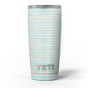 The_Teal_and_Coral_Striped_Patttern_-_Yeti_Rambler_Skin_Kit_-_20oz_-_V5.jpg