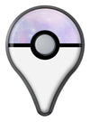 The Tie-Dye Cratered Moon Surface Pokémon GO Plus Vinyl Protective Decal Skin Kit
