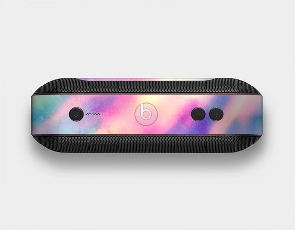 The Tie Dyed Bright Texture Skin Set for the Beats Pill Plus