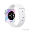 The Tie Dyed Bright Texture Full-Body Skin Kit for the Apple Watch