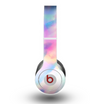 The Tie Dyed Bright Texture Skin for the Beats by Dre Original Solo-Solo HD Headphones