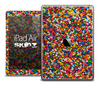 The Tiny Color Gumballs Skin for the iPad Air