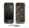 The Tiny Gold Floral Sprockets Skin for the Apple iPhone 5c LifeProof Case