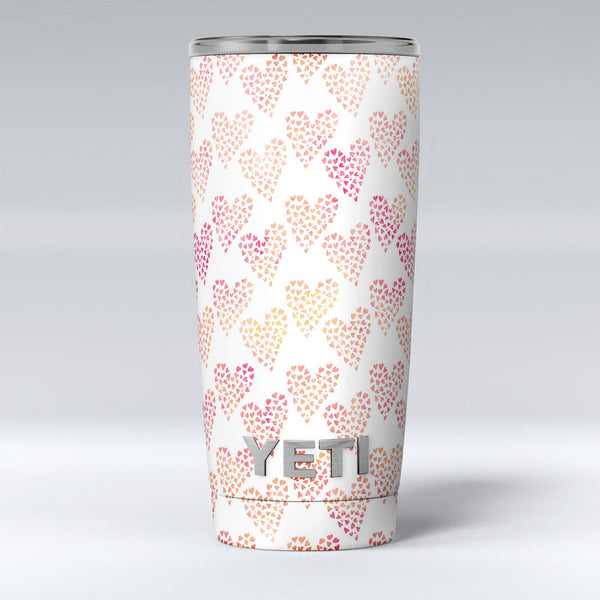 The_Tiny_Pink_and_Yellow_hearts_of_a_Whole_-_Yeti_Rambler_Skin_Kit_-_20oz_-_V1.jpg