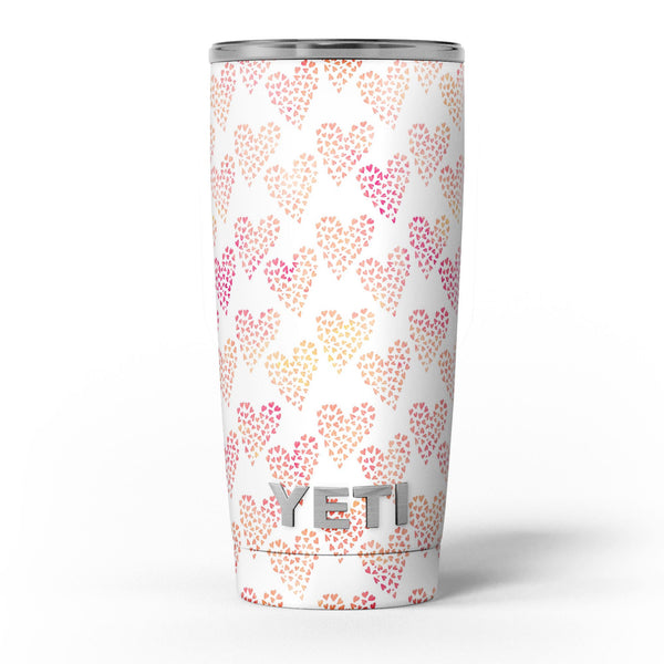 The_Tiny_Pink_and_Yellow_hearts_of_a_Whole_-_Yeti_Rambler_Skin_Kit_-_20oz_-_V5.jpg