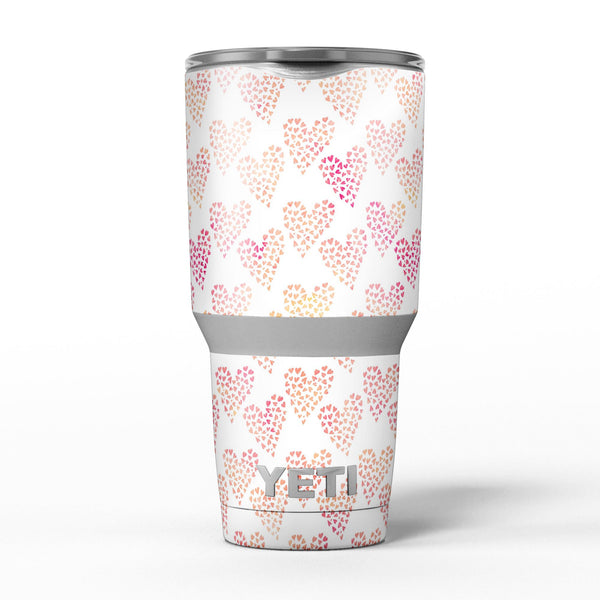 The_Tiny_Pink_and_Yellow_hearts_of_a_Whole_-_Yeti_Rambler_Skin_Kit_-_30oz_-_V5.jpg