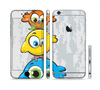 The Tower of Highlighted Cartoon Birds Sectioned Skin Series for the Apple iPhone 6 Plus