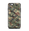 The Traditional Camouflage Fabric Pattern Apple iPhone 6 Plus Otterbox Symmetry Case Skin Set