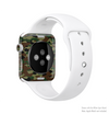 The Traditional Camouflage Full-Body Skin Kit for the Apple Watch