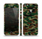 The Traditional Camouflage Skin Set for the Apple iPhone 5