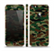 The Traditional Camouflage Skin Set for the Apple iPhone 5s