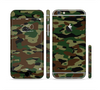 The Traditional Camouflage Sectioned Skin Series for the Apple iPhone 6
