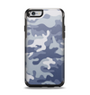 The Traditional Snow Camouflage Apple iPhone 6 Otterbox Symmetry Case Skin Set