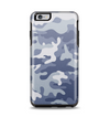 The Traditional Snow Camouflage Apple iPhone 6 Plus Otterbox Symmetry Case Skin Set