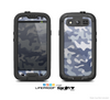 The Traditional Snow Camouflage Skin For The Samsung Galaxy S3 LifeProof Case