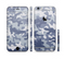The Traditional Snow Camouflage Sectioned Skin Series for the Apple iPhone 6 Plus