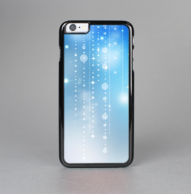 The Translucent Blue & White Jewels Skin-Sert for the Apple iPhone 6 Skin-Sert Case