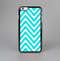 The Trendy Blue Sharp Chevron Pattern Skin-Sert for the Apple iPhone 6 Skin-Sert Case