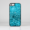 The Turquoise Glimmer Skin-Sert for the Apple iPhone 5c Skin-Sert Case