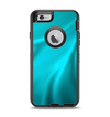 The Turquoise Highlighted Swirl Apple iPhone 6 Otterbox Defender Case Skin Set
