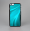 The Turquoise Highlighted Swirl Skin-Sert Case for the Apple iPhone 6 Plus