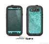 The Turquoise Mosaic Tiled Skin For The Samsung Galaxy S3 LifeProof Case
