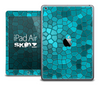 The Turquoise Tiled Mosaic Skin for the iPad Air