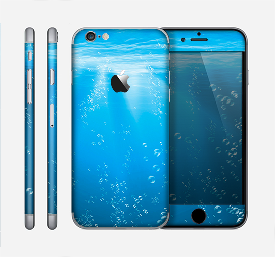 The Under The Sea Skin for the Apple iPhone 6