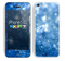 The Unfocused Blue Sparkle Skin for the Apple iPhone 5c