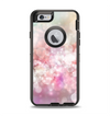The Unfocused Pink Abstract Lights Apple iPhone 6 Otterbox Defender Case Skin Set