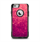 The Unfocused Pink Glimmer Apple iPhone 6 Otterbox Commuter Case Skin Set