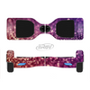 The Unfocused Purple & Pink Glimmer Full-Body Skin Set for the Smart Drifting SuperCharged iiRov HoverBoard