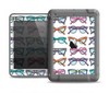 The Various Colorful Vector Glasses Apple iPad Air LifeProof Fre Case Skin Set