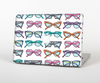 The Various Colorful Vector Glasses Skin Set for the Apple MacBook Air 13""