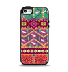 The Vector Aztec Birdy Pattern Apple iPhone 5-5s Otterbox Symmetry Case Skin Set