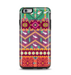 The Vector Aztec Birdy Pattern Apple iPhone 6 Plus Otterbox Symmetry Case Skin Set