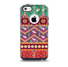 The Vector Aztec Birdy Pattern Skin for the iPhone 5c OtterBox Commuter Case