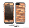 The Vector Brick Wall Slabs Skin for the Apple iPhone 5c LifeProof Case