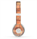 The Vector Brick Wall Slabs Skin for the Beats by Dre Solo 2 Headphones