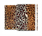 The Vector Brown Leopard Print Full Body Skin Set for the Apple iPad Mini 3